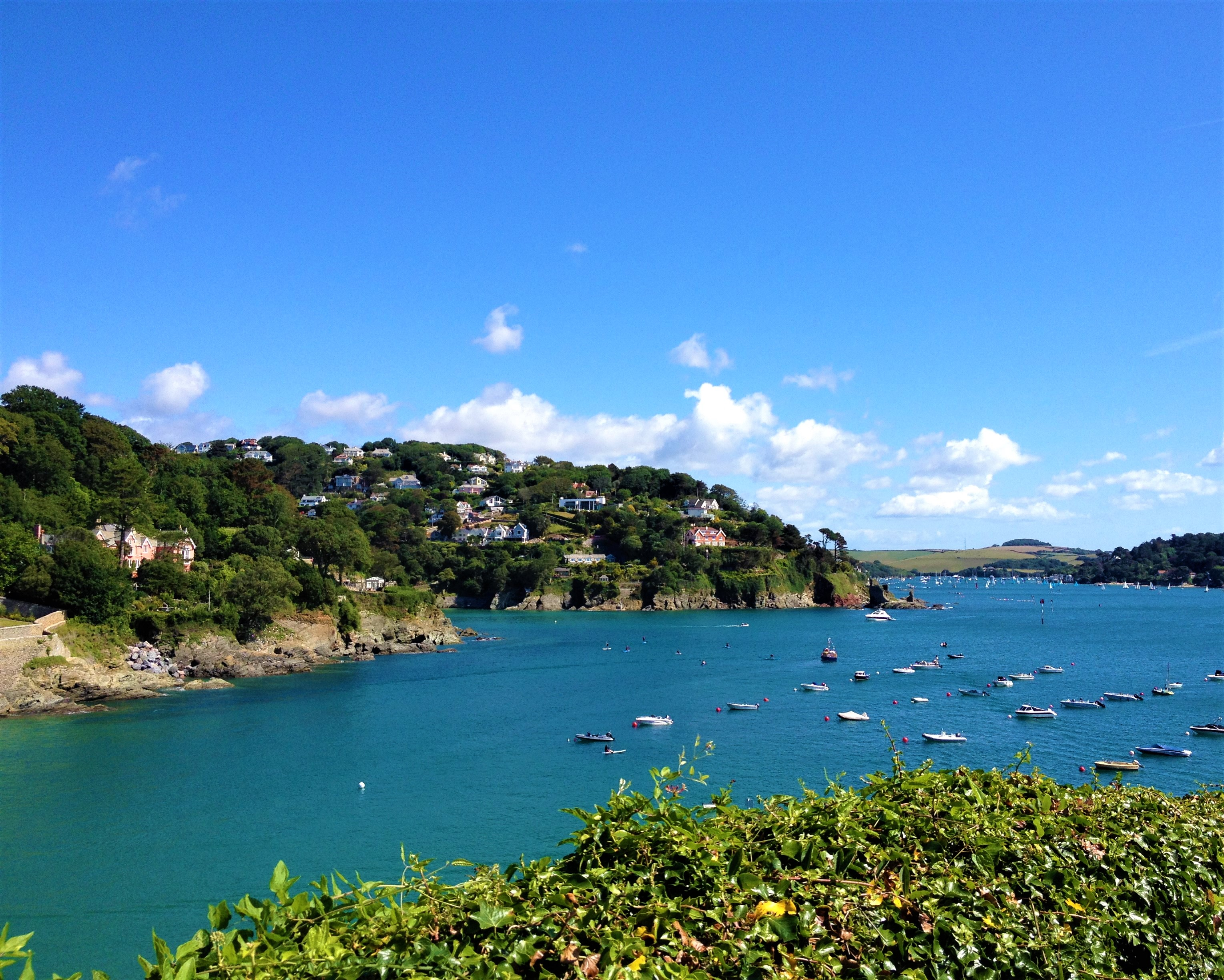 Salcombe, Devon, UK, England, Travel, Brexit